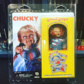 "Chucky Clothed 8"" Figure from Child's Play"